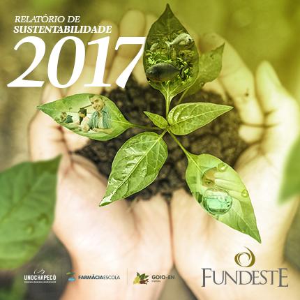 Relatório de Sustentabilidade 2017